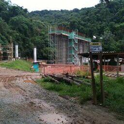 Foto: Conceição Aparecida Santos, 24/11/2013, Rodoanel Norte, clube da Sabesp, zona norte da cidade de São Paulo, Brasil.